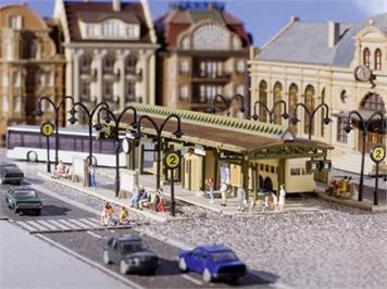 Vollmer 47580 Busstation (ohne Bus) N