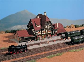 """Vollmer 49510 Bahnhof """"Neuffen"""" Spur Z"""