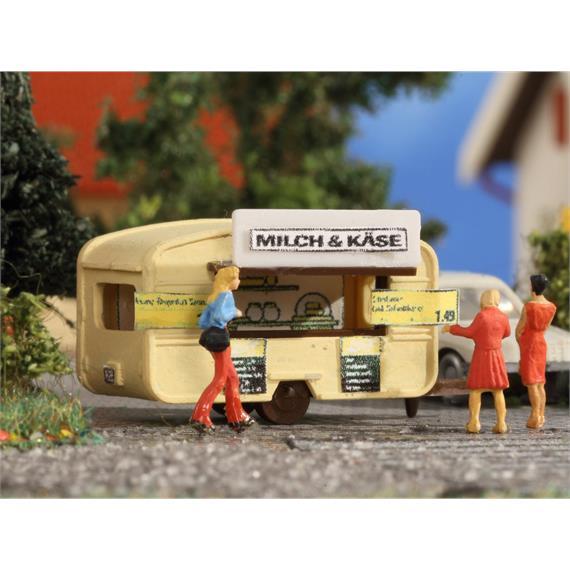 Vollmer 7620 Verkaufswagen Käse