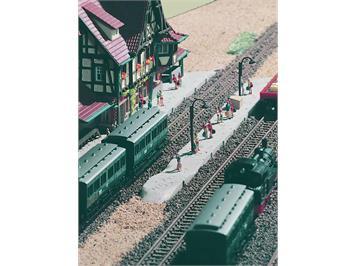 """Vollmer 9525 Bahnsteigpackung """"Neuffen"""" Spur Z"""