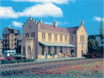 """Vollmer Bahnhof """"Bad Wimpfen"""" Spur H0"""