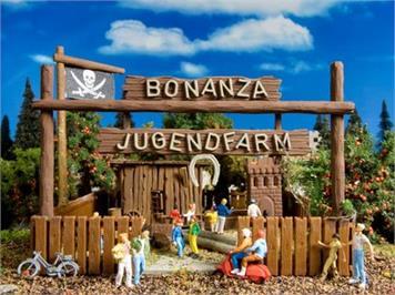 "Vollmer Jugendfarm ""Bonanza"" Spur H0"