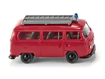 Wiking 086129 Feuerwehr VW T2 Bus HO