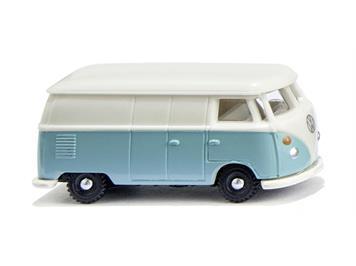 Wiking 093201 VW T1 Kastenwagen pastelltürkis/cremeweiss N