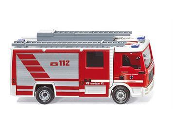 """Wiking MAN TGL Feuerwehr LF 10/6 """"Illerrieden"""""""