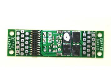 ZIMO ADAPLU Adapter-Platine für PluX-22-Decoder - 45 x 15 x 4 mm