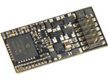 ZIMO MX600P12 Flachdecoder DCC mit PluX12-Schnittstelle