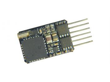 ZIMO MX622N Miniatur-Decoder mit 6pol. Direktschnittstelle