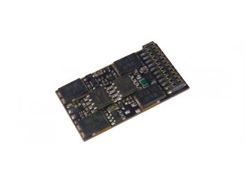ZIMO MX632VD Decoder, 21-polig, mit Niederspannung für FA's 1,5 V