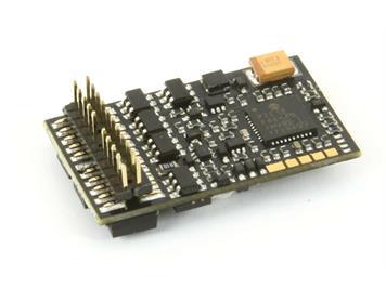 ZIMO MX635P22 Decoder mit PluX22-Schnittstelle nach NEM658, 1,8A