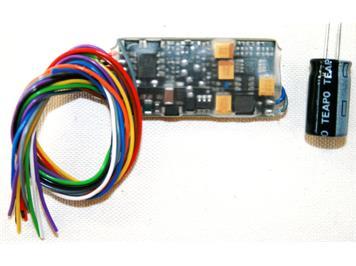 Zimo MX645 Sound-Decoder mit 13 Litzen
