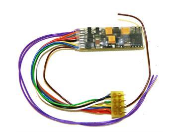 ZIMO MX646R Miniatur-Sounddecoder mit 8pol. NEM-Schnittstelle