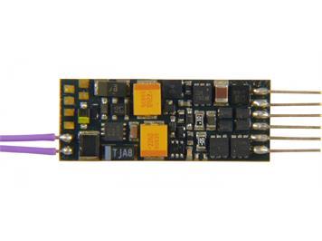 ZIMO MX649N Miniatur Sound-Decoder mit 6pol. Direktschnittstelle