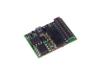 ZIMO MX686D Funktionsdecoder, 8 Funktions-Ausgänge 21pol. mtc-Schnittst.