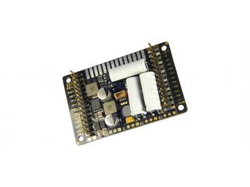 ZIMO MX699LS Grossbahn-Sounddecoder, 28 Stiftleisten