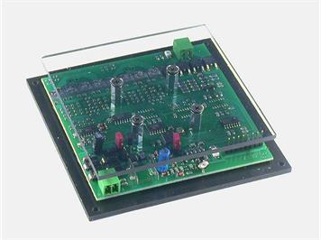 ZIMO MX7 einfacher Kehrschlaufen-Modul (+Klein-Booster)