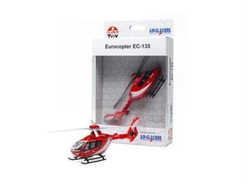 ACE 002102 EC-135 Air Glaciers Helikopter Mini