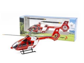 ACE 701003 Helikopter H145 REGA Midi Toyline, 1:48