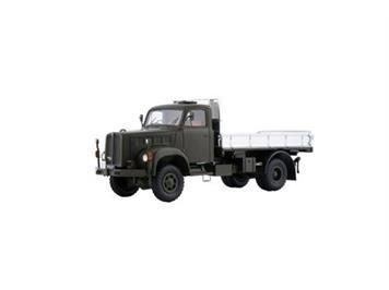 ATC 005509 Berna 2VM Militärlastwagen Kipper 4x4 1:43