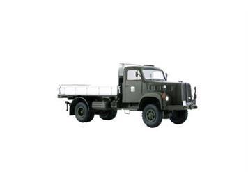 ATC 005515 Saurer 2DM Militärlastwagen Kipper 4x4 1:43