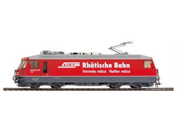 """Bemo 1759 164 RhB Ge 4/4 III 644 """"Rhätische Bahn"""" HO DC digital mit Sound"""