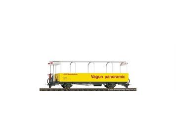 Bemo 3280 113 RhB B 2098 Offener Aussichtswagen, H0m