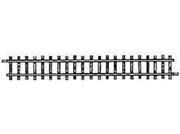 Bemo 4281 000 gerades Gleis, Länge 162,3 mm, H0m (1:87)
