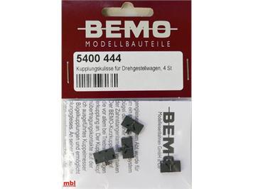 Bemo 5400 444 Kupplungskulisse für Drehgestellwagen, 4 Stück