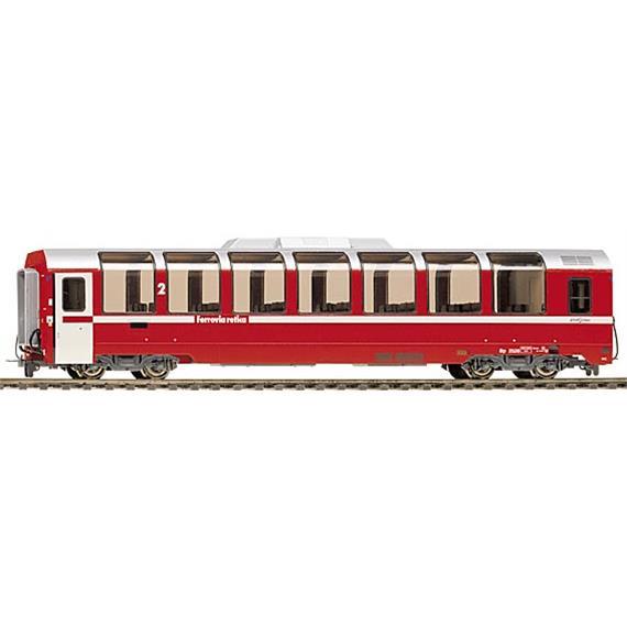 "Bemo RhB Bp 2505 Panoramawagen ""Bernina-Express"" neurot"