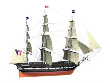 Billing Boats 508 USS Constitution 1:100