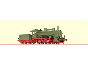 Brawa 40156 Güterzuglok Klasse Hh K.W.St.E. mit Sound und Rauchgen.