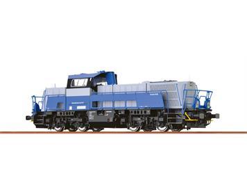 """BRAWA 42757 Diesellokomotive GRAVITA 10BB """"Voith"""" AC/Sound"""