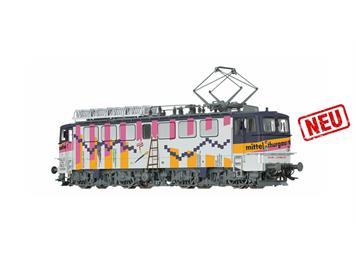 "BRAWA 43145 E-Lok Ae 477 LOKOOP ""MITTELTHURGAUBAHN"", AC digital mit Sound, H0"