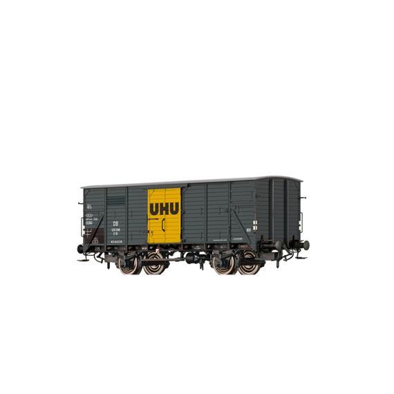"BRAWA 49739 Güterwagen G10 ""UHU"" DB"