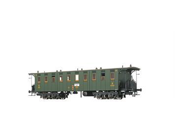 BRAWA 65011 Personenwagen C4 SBB N