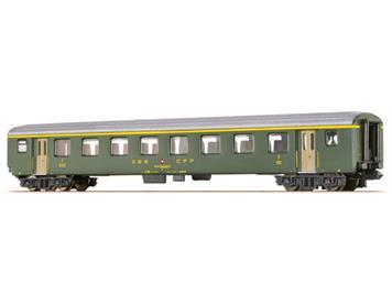 Brawa 65209 SBB Einheitswagen A EW II