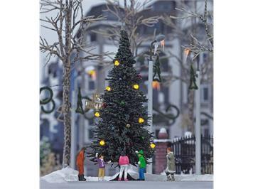 Busch 5413 Weihnachtsbaum ca. 90 mm mit 7 Kerzendioden