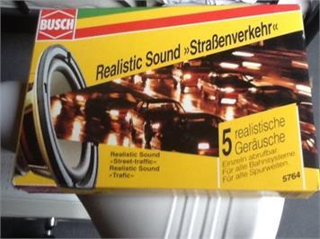 Busch 5764 Strassenverkehr-Sounds