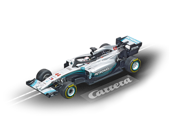 Carrera 20064128 GO!!! F1 Mercedes W09, Hamilton