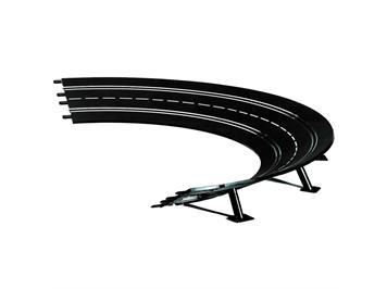 Carrera 20575 Steilkurve 2/30°