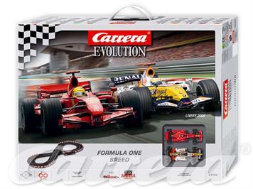 Carrera 25159 EVO F1 Speed