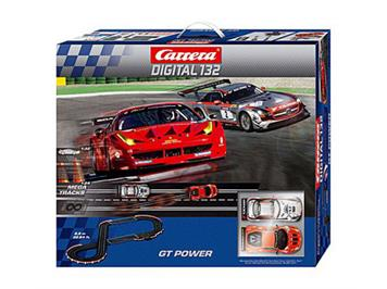 Carrera 30161 D132 GT Power, 6,9 Meter