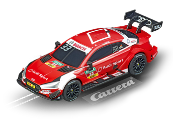 Carrera GO!!! 20064132 Audi RS5 DTM, R.Rast