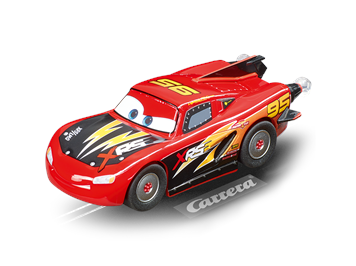 Carrera GO!!! 20064163 Disney·Pixar Cars - Lightning McQueen - Rocket Racer