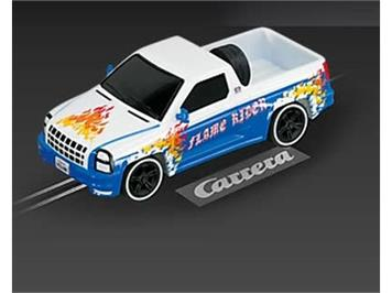 "Carrera Go! Pick Up Truck ""Flame Rider"""