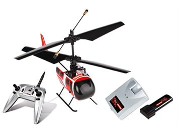 Carrera RC 501002 Red Eagle Helikopter 2,4 GHz
