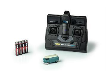 Carson 500504118 VW T1 Bus Kastenwagen 2.4 GHz 100 % RTR 1:87