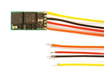 Doehler + Haass (103) DH05C-3 Fahrzeugdecoder an Litzen