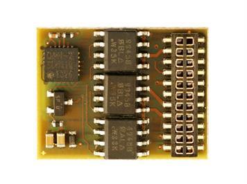 Doehler + Haass (125) DH21A-4 Fahrzeugdecoder mtc21-Schnittstelle