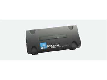 ESU 50012 ECoSBoost ext. Booster, 7A, MM/DCC/SX/M4, Set mit Netzteil 120-240V
